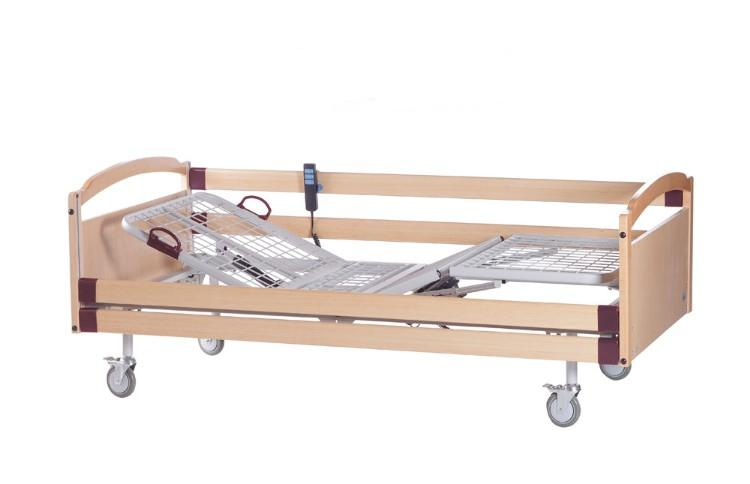 Two functions home care bed